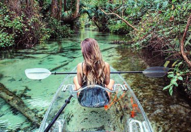 Foto: Get up and go kayaking